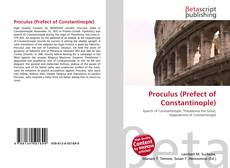 Bookcover of Proculus (Prefect of Constantinople)