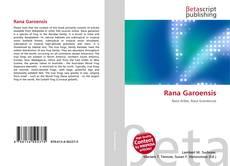 Rana Garoensis的封面