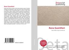 Bookcover of Rana Guentheri