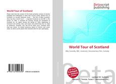 Bookcover of World Tour of Scotland