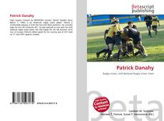 Bookcover of Patrick Danahy