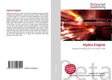 Bookcover of Hydra Engine