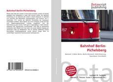 Borítókép a  Bahnhof Berlin-Pichelsberg - hoz