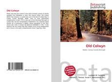 Capa do livro de Old Colwyn