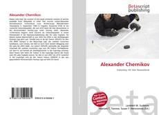 Bookcover of Alexander Chernikov