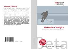 Обложка Alexander Chernykh
