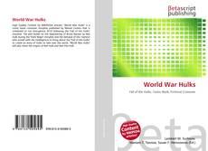 Обложка World War Hulks