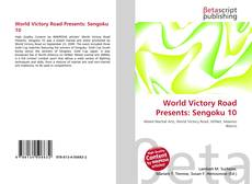 Portada del libro de World Victory Road Presents: Sengoku 10