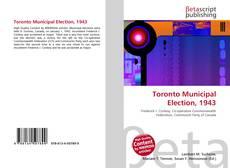 Borítókép a  Toronto Municipal Election, 1943 - hoz