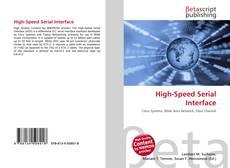 Buchcover von High-Speed Serial Interface