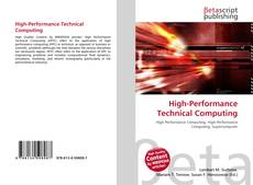 Bookcover of High-Performance Technical Computing