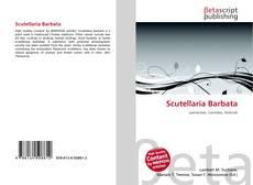 Bookcover of Scutellaria Barbata