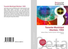 Buchcover von Toronto Municipal Election, 1955
