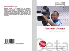 Bookcover of Alexander Courage