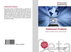 Bookcover of Halloween Problem