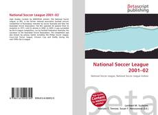 Bookcover of National Soccer League 2001–02