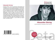 Обложка Alexander Döring