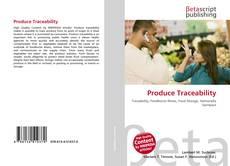 Обложка Produce Traceability