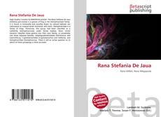 Rana Stefania De Jaua的封面