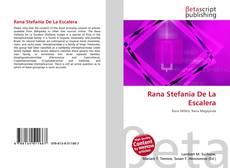 Rana Stefania De La Escalera的封面