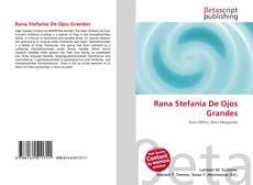 Rana Stefania De Ojos Grandes的封面