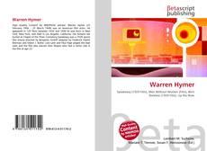 Bookcover of Warren Hymer