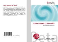 Rana Stefania Del Duida的封面
