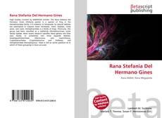 Rana Stefania Del Hermano Gines的封面