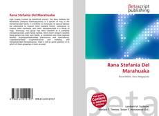 Rana Stefania Del Marahuaka的封面