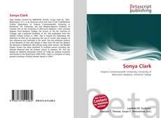 Bookcover of Sonya Clark