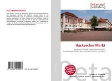 Bookcover of Hackescher Markt