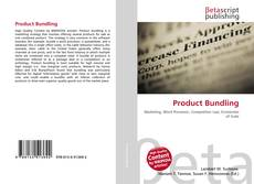Bookcover of Product Bundling