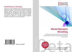 Copertina di World Women's Wrestling