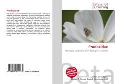 Buchcover von Prodoxidae