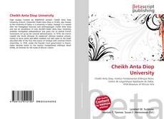 Couverture de Cheikh Anta Diop University