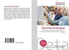 Borítókép a  University of Zaragoza - hoz
