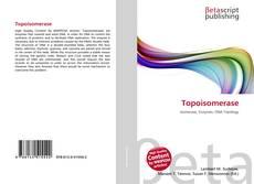 Capa do livro de Topoisomerase