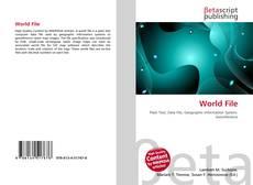 Portada del libro de World File