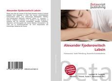 Portada del libro de Alexander Fjodorowitsch Labsin