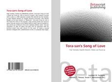 Обложка Tora-san's Song of Love