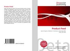 Bookcover of Product Feed
