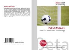 Capa do livro de Patrick McGuire