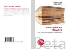 Bookcover of Patrick McGrath (Novelist)
