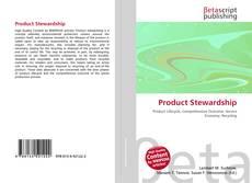 Обложка Product Stewardship