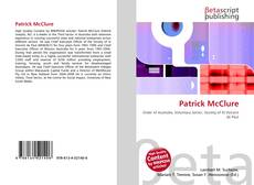 Buchcover von Patrick McClure