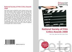 National Society of Film Critics Awards 2008 kitap kapağı