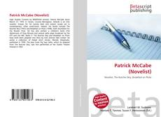 Bookcover of Patrick McCabe (Novelist)