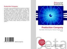 Couverture de Production Company