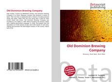 Buchcover von Old Dominion Brewing Company