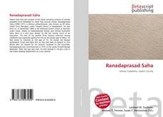 Buchcover von Ranadaprasad Saha